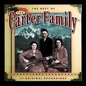 The Best of The Carter Family - Carter Family (1999) (CD) 24 ORIGINAL RECORDINGS