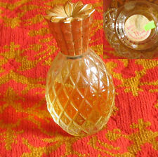 1977 AVON PINEAPPLE PETITE BOTTLE FULL (1fl oz) charisma COLOGNE