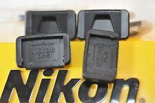 LOT of 4 FOUR Nikon DK-5 DK 5 Eyepiece covers 2380 for N80 D80 D70 D200 D300
