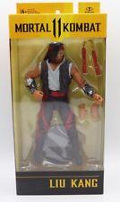 McFarlane Toys Mortal Kombat 11: Liu Kang 7 Inch Action Figure