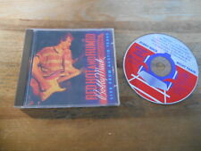 CD Blues Bobby Mack - Red Hot And Humid (10 Song) PROVOGUE MUSIC  jc