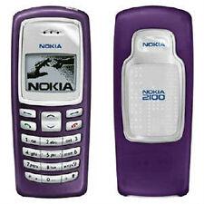 Original Nokia 2100 CC-4D Schale Gehäuse Cover Oberschale Akkudeckel Akku Deckel