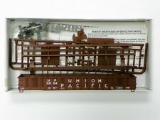 """Walthers Ho U/A """"Union Pacific"""" 53' Thrall Gon Corrugated Sides #32104"""