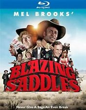 Blazing Saddles 40th Anniversary 0883929344581 Blu-ray Region a