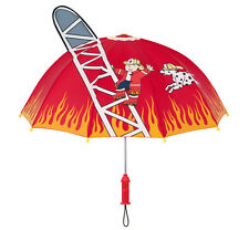 FIRE FIGHTER  UMBRELLA BY KIDORABLE & LUNCHBOX SET