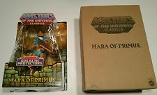masters of the universe MARA OF PRIMUS sealed figure GALACTIC motuc CLASSIC motu
