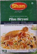 5 Pack Shan PILAU BIRYANI 50g FREE S&H Best Price on EBAY
