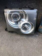 RANGE ROVER L322 HEADLIGHT Drivers Side Unit Lens O/S XBC000365