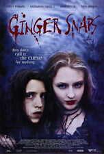GINGER SNAPS Movie POSTER 27x40 John Bourgeois Peter Keleghan Emily Perkins