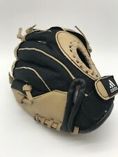 Adidas Youth Baseball Tee Glove Mitt Easy Close TS 9500BR 9.5 inch NICE