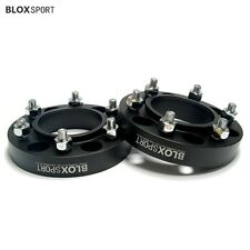 2Pc 25MM Forged 6 Lug Wheel Spacers Toyota Tacoma Hilux 4WD 2005-2017 Adapters