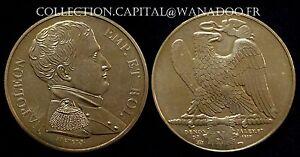 Médaille Napoléon Empereur Denon Jaley