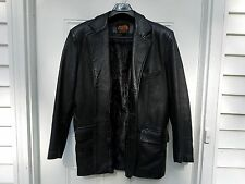 Fender Musical Instruments Corporation Canyon Outback Promo Leather Jacket Large