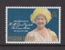 Queen Mother 80th Birthday 1980 MNH Stamp Pitcairn Islands