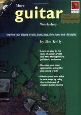 More Guitar Workshop (Guitar Educational)-ExLibrary