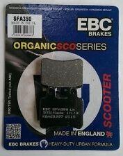 DERBI BOULEVARD 200 (2005) EBC vordere Bremsbeläge (SFA350) (1 Satz)