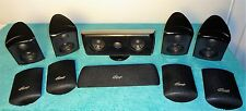 GENESIS G-506 Digital series SURROUND SOUND HOME THEATER SPEAKER boxes- TESTED