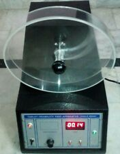 Digital Timer Tablet Friability Tester Single Drum Cylinder