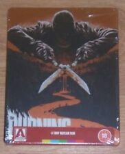 The Burning (blu-ray) Steelbook. NEW and SEALED (UK release). **Please read**.