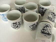 Stoneware 1960-1979 Scandinavian Art Pottery Cups & Saucers