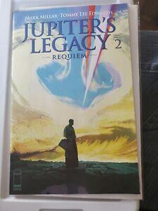 Jupiter's Legacy Requiem #2 Image Comics Mark Millar