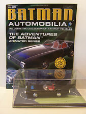 Batman Automobilia Car Collection No 65 Adventures Of Batman series and magazine