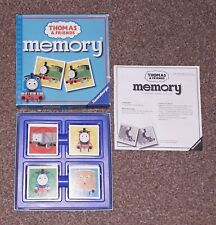 THOMAS & FRIENDS MEMORY CARD GAME - REVENSBURGER  WITH INSTRUCTION GUIDE