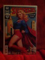 SUPERGIRL # 18 ARTGERM  VARIANT EDITION DC COMICS