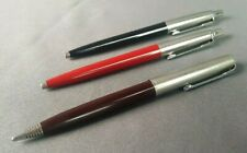 Vintage Parker Ballpoint Pens and Mechanical Pencil Lot of 3