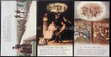 More details for ww1 till the boys come home bamforth song cards set of 3 no 4872/1/2/3
