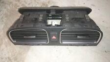 VW Golf MK6 (2009-2012) Interruptor de panel de control de centro ventilaciones de aire 5K0815736D