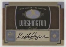 2012 SP Signature Collection Rick Hague #WAS8 Auto