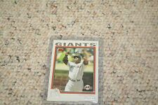 2004 Topps Traded Barry Bonds # T221 San Francisco Giants