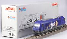 Märklin HO #36847 Special Issue Class ER20 Looney Tunes Diesel, LN/BX 2006 only