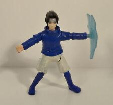 """RARE 2009 Sasuke Uchiha 4"""" McDonald's Action Figure Naruto Shippuden Shonen Jump"""