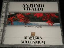 Antonio Vivaldi - The Four Seasons - CD Album - Masters Of The Millennium