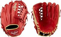 Rawlings 11.5 Inches Youth GG Elite Series Glove 2019 Red Right Hand Throw NEW