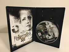 PlayStation 2 PS2 2005 Haunting Ground Complete Rare Video Game Very Good Cond.