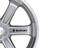 6x Car Alloy Wheel Sticker fits Suzuki Logo Bodywear Decal Adhesive PT79