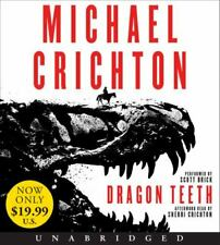 Dragon Teeth: Low Price CD by Michael Crichton: Used Audiobook