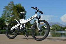 """Electric Bike,mountain Ebike, City Electric Bike,lithium Battery,26"""" Ebike,white"""