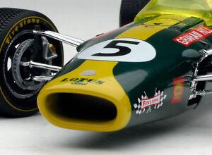 Lotus Racer Hot Rod 1960s Vintage Sports Race Car Formula 1 18 GP F1 12 Indy 500