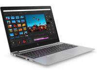 "HP ZBook 15u G5 - 15,6"" FHD i7-8550U, 512GB NVMe SSD, 16GB, Radeon WX 3100 Win10"