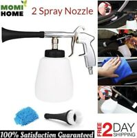 Turbo Clean Car Interior Cleaner High Pressure Car Cleaning Foam Gun Wash Kit
