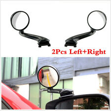 1Pair Car Rearview Blind Spot Side Rear View Mirror Wide Angle 360° Adjustable