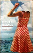 FUTURE ISLANDS Singles Ltd Ed Discontinued RARE Poster +FREE Indie Rock Poster!