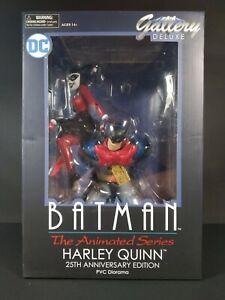 DC - Batman - TAS 25th Anniv Harley Quinn DELUXE PVC Figure