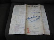 VINTAGE - NAUTICAL CHART - 369-SC - NEW YORK HARBOR - 1964