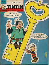 JOURNAL DE TINTIN N°754 - 4 AVRIL 1963 - HUGO & ACAR