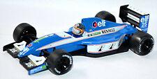 Ligier Renault JS 37 elf Formula1 1992 #25 Thierry Boutsen 1:43